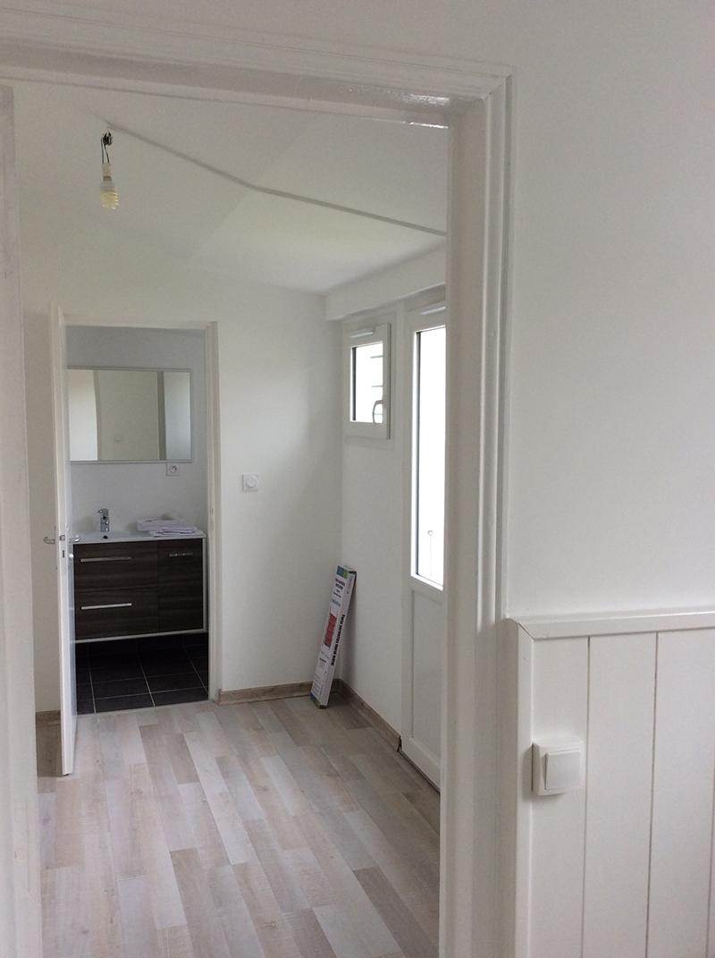 Rénovation complète sur La Rochelle